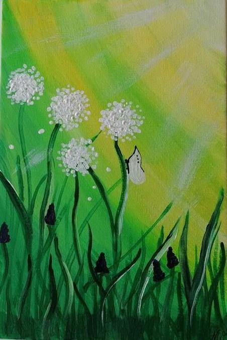 Werde auf deiner Geburtstagsfeier zum Künstler und male mit Acrylfarben ein tolles Kunstwerk, ich gebe dir tolle Tipps, wie dein Bild gelingen wird.